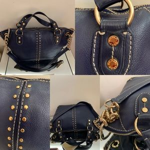 🔥🔥🔥💯Authentic Michael kors genuine leather bag